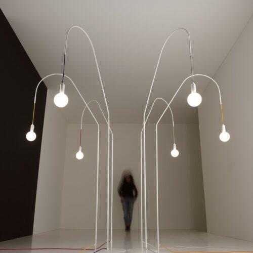 idea Vesoi - lampada da terra