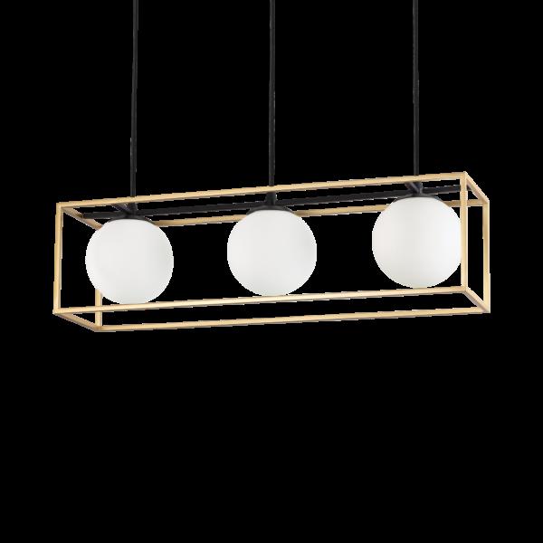 Sospensione Lingotto Ideal Lux