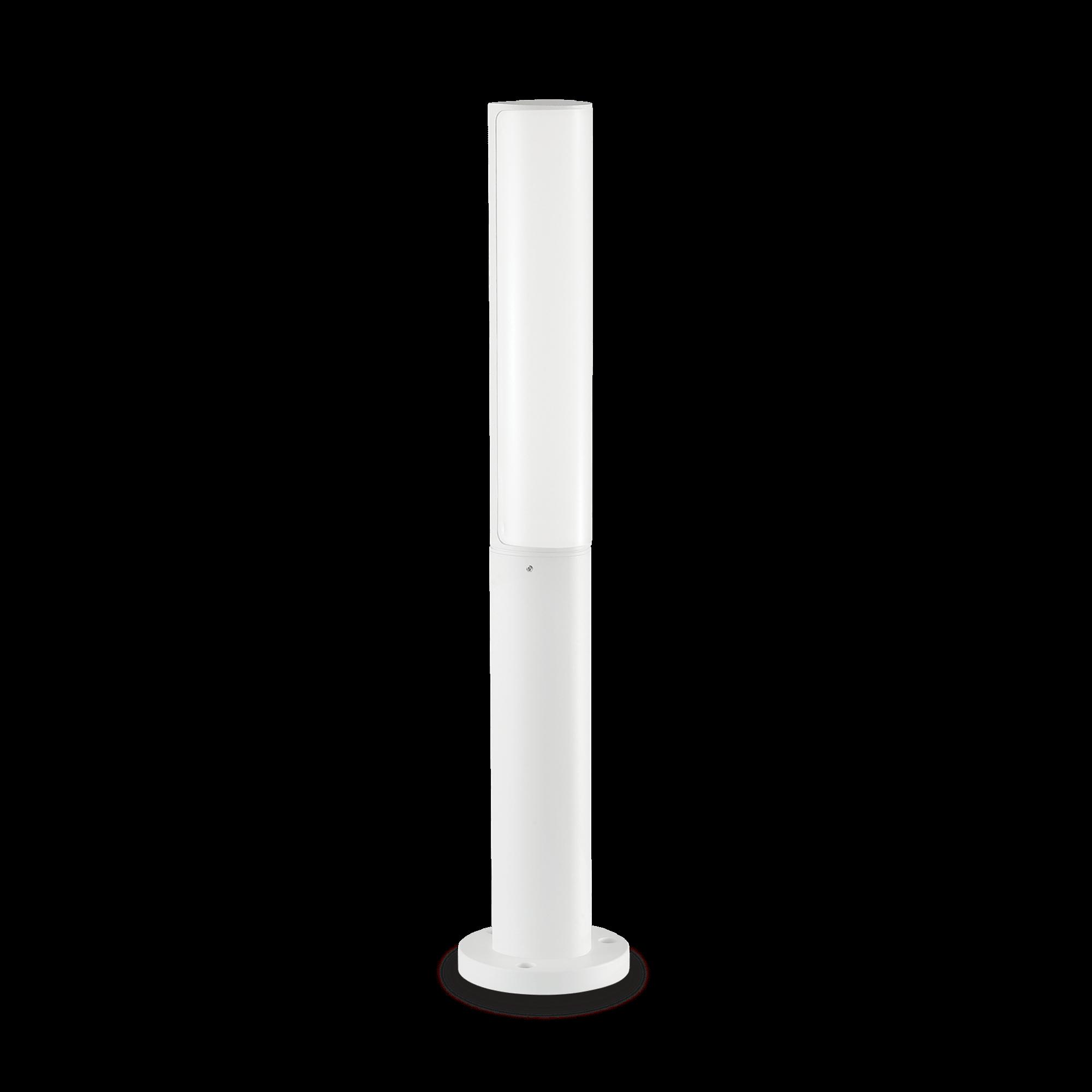 palo da esterno etere ideal lux bianco